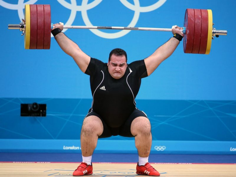 What Type Of Sport Is Weightlifting